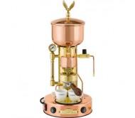 Máy pha cà phê bán tự động Elektra micro casa SX Copper & Brass 2016 Ed