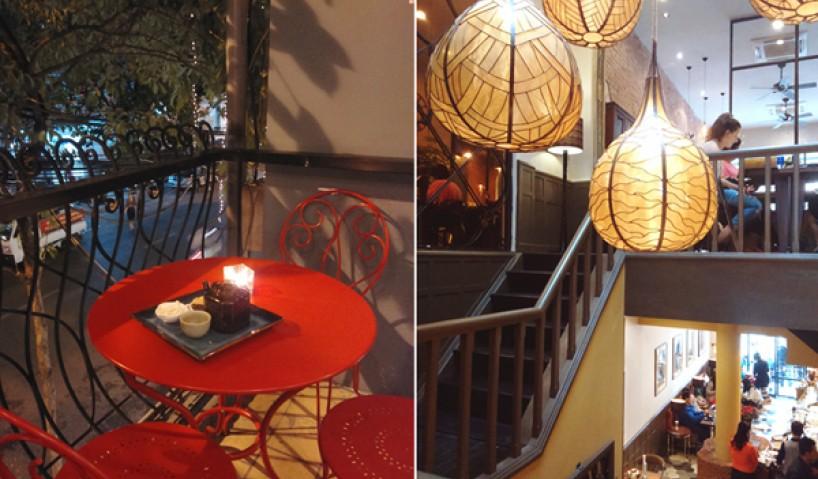 10 quán cà phê đẹp cho giới trẻ ở hà nội