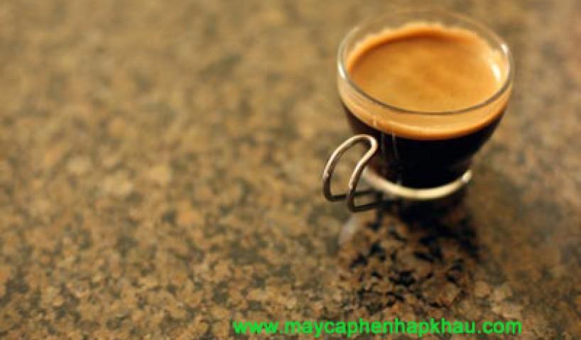 Lịch sử cà phê Espresso