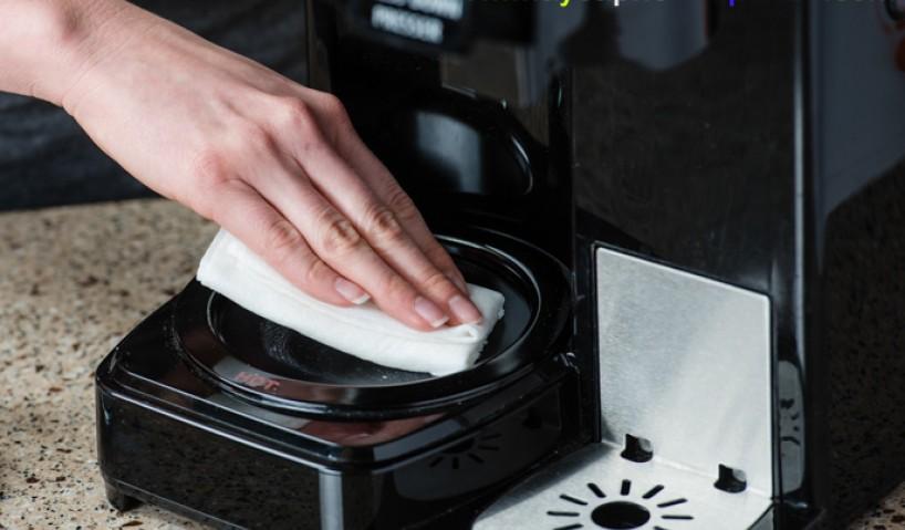 [Video]Hướng dẫn vệ sinh máy pha cà phê